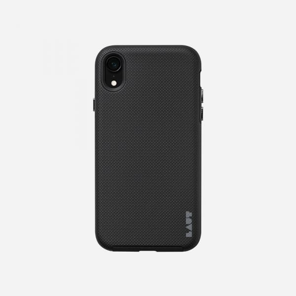 LAUT Shield Case for iPhone XR - Black 1