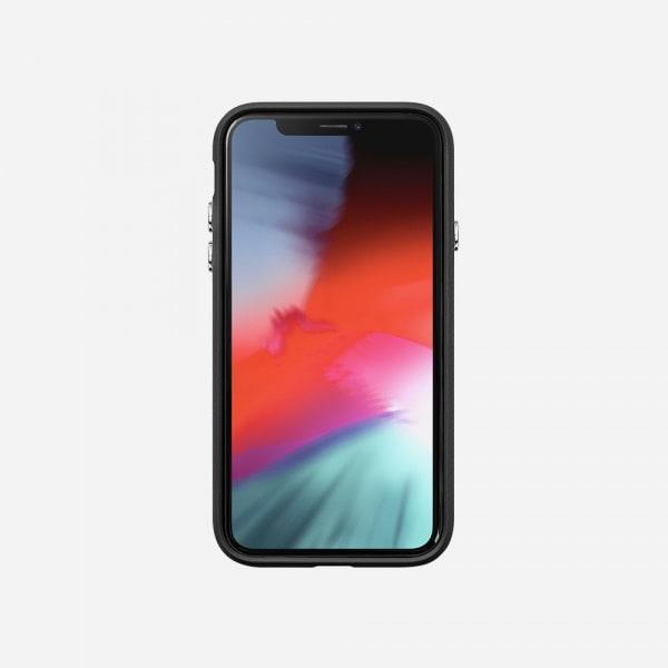 LAUT Shield Case for iPhone XR - Black 2