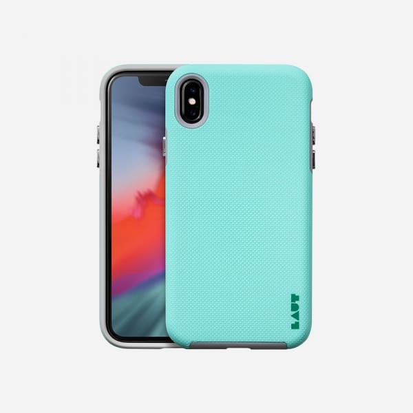 LAUT Shield Case for iPhone XS Max -Mint 0