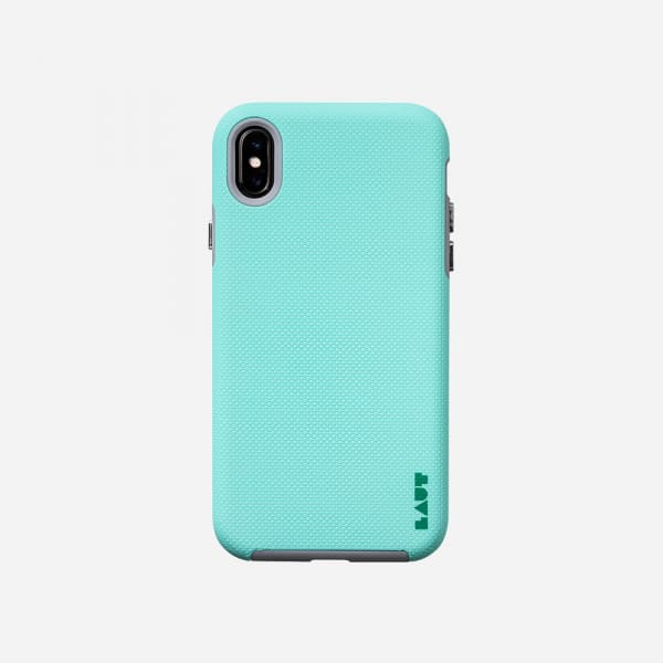 LAUT Shield Case for iPhone XS Max -Mint 1