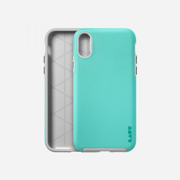 LAUT Shield Case for iPhone XS Max -Mint 5