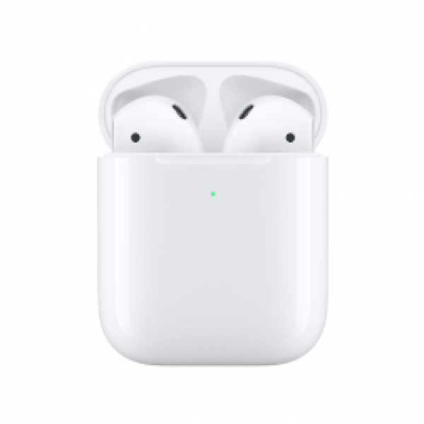AirPods (2nd gen) with Wireless Charging Case 0