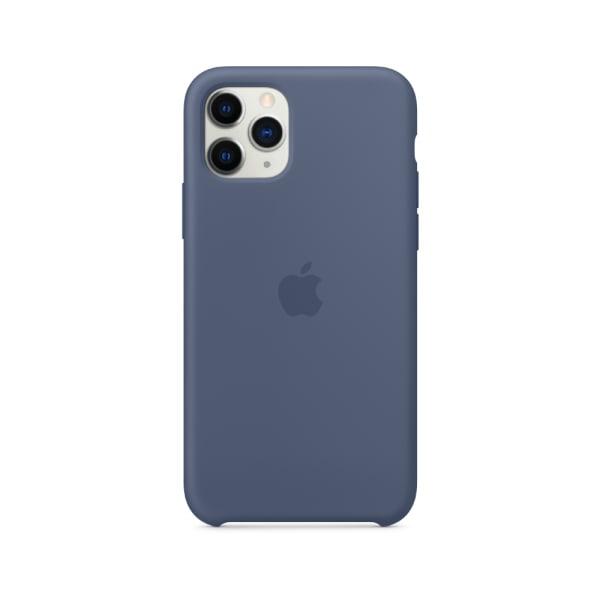 iPhone 11 Pro Silicone Case - Alaskan Blue 0