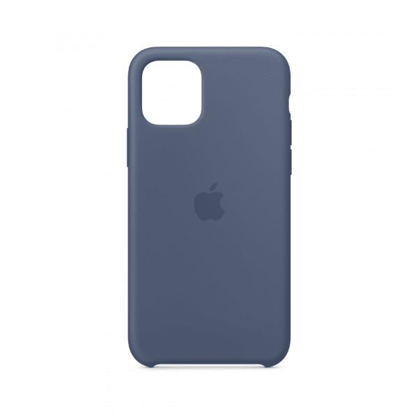 iPhone 11 Pro Silicone Case - Alaskan Blue 1