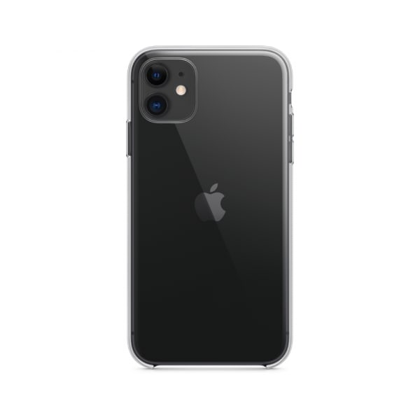 iPhone 11 Clear Case 4
