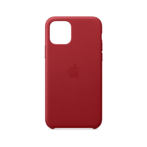 iPhone 11 Pro Leather Case - (PRODUCT)RED 2