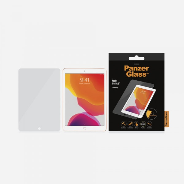 PANZERGLASS for iPad 7th/8th Gen (2019-2020) - Clear 0