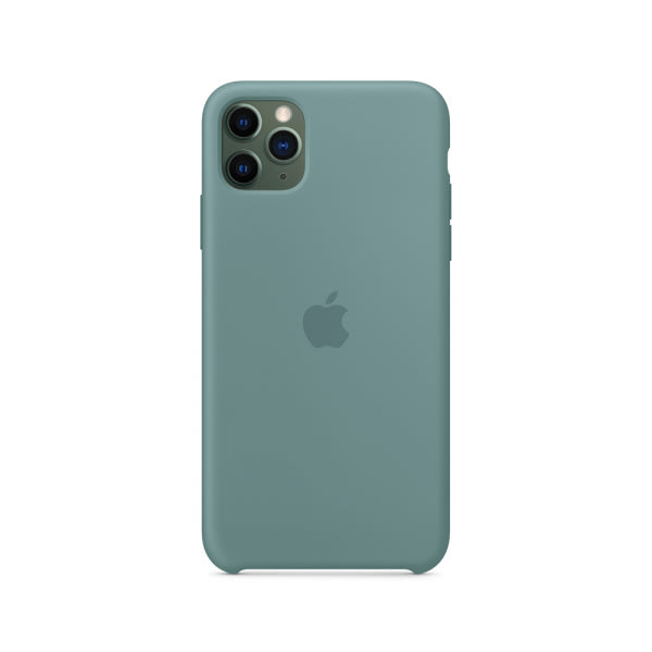 iPhone 11 Pro Max Silicone Case - Cactus 2