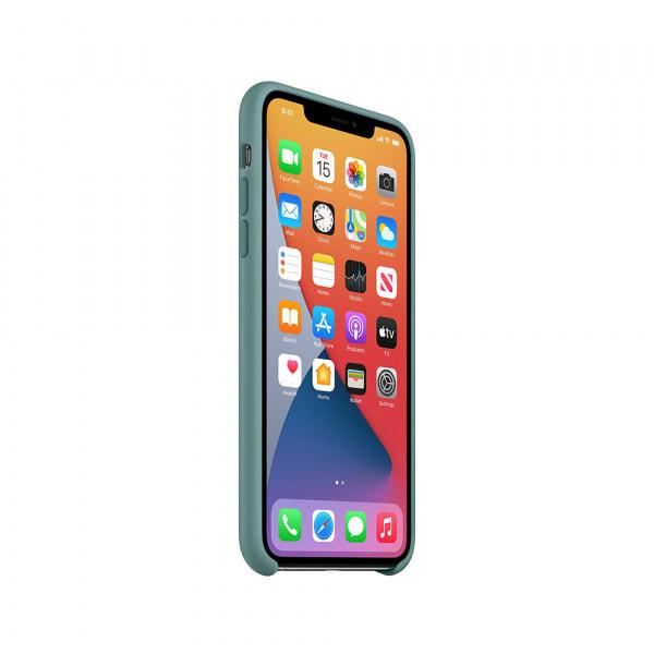 iPhone 11 Pro Max Silicone Case - Cactus 3