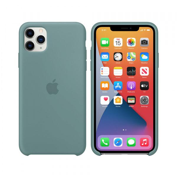 iPhone 11 Pro Max Silicone Case - Cactus 5