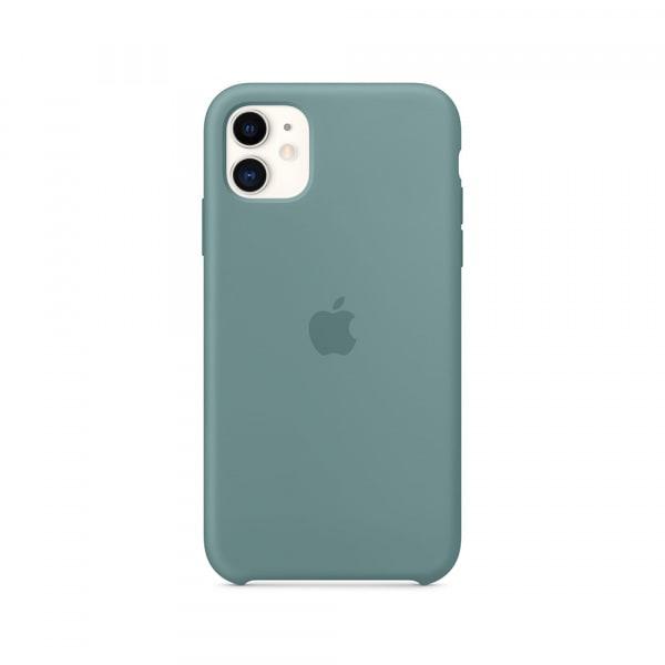 iPhone 11 Silicone Case - Cactus 0