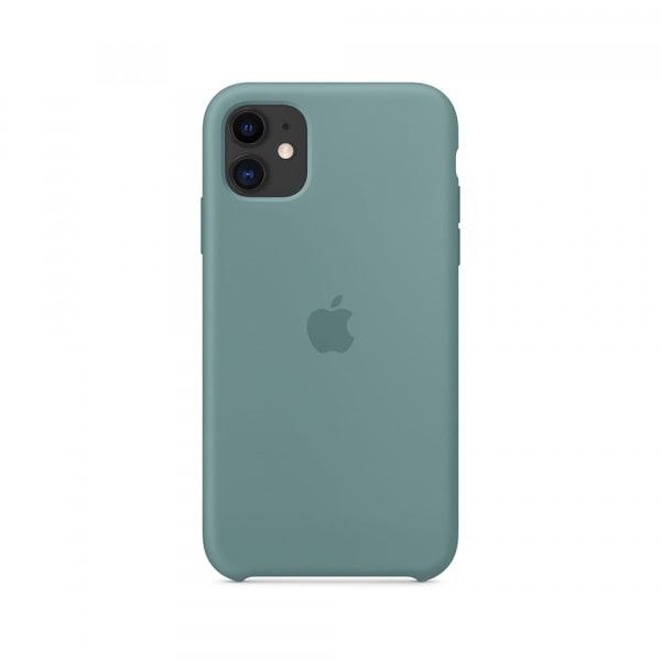 iPhone 11 Silicone Case - Cactus 2