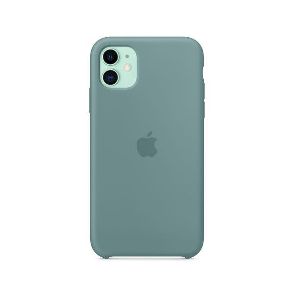 iPhone 11 Silicone Case - Cactus 1