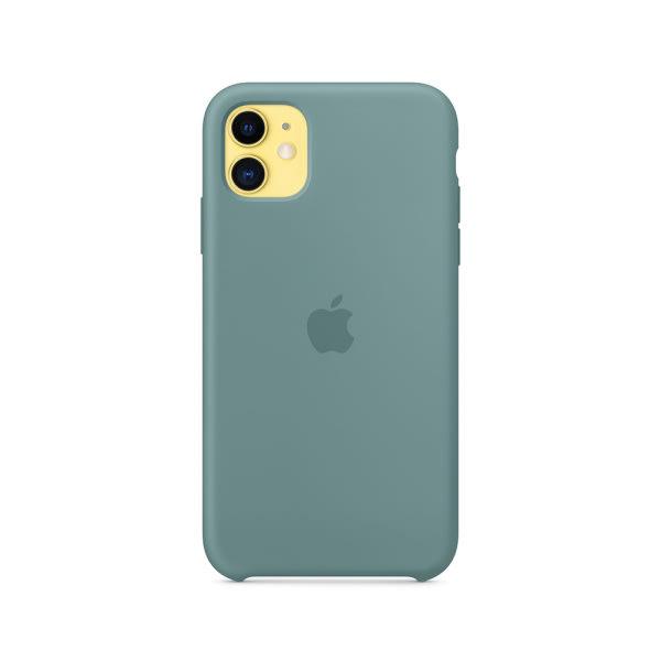 iPhone 11 Silicone Case - Cactus 3