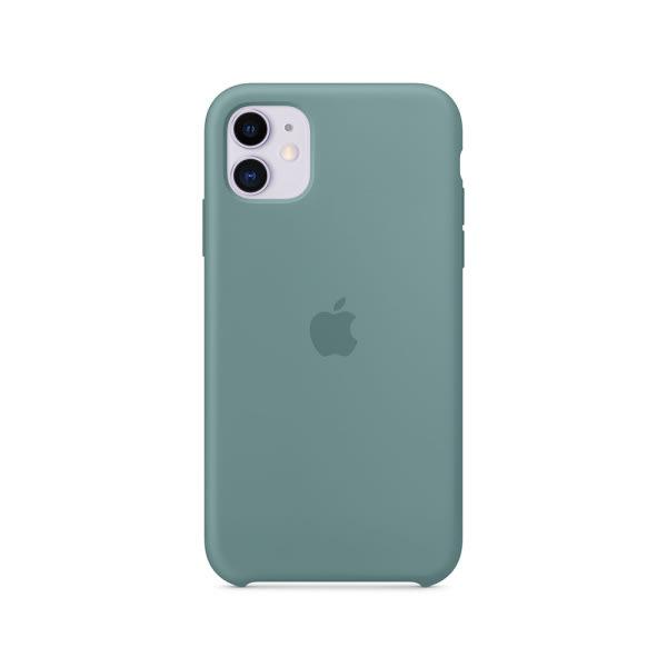 iPhone 11 Silicone Case - Cactus 4