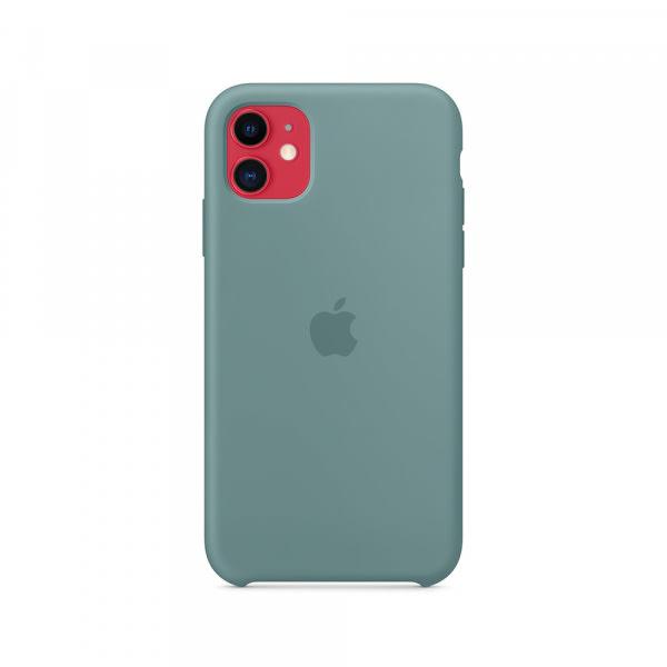 iPhone 11 Silicone Case - Cactus 5