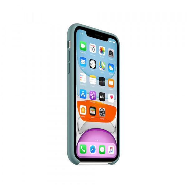 iPhone 11 Silicone Case - Cactus 6