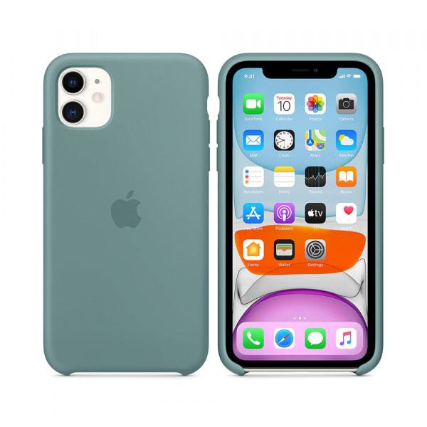 iPhone 11 Silicone Case - Cactus 7