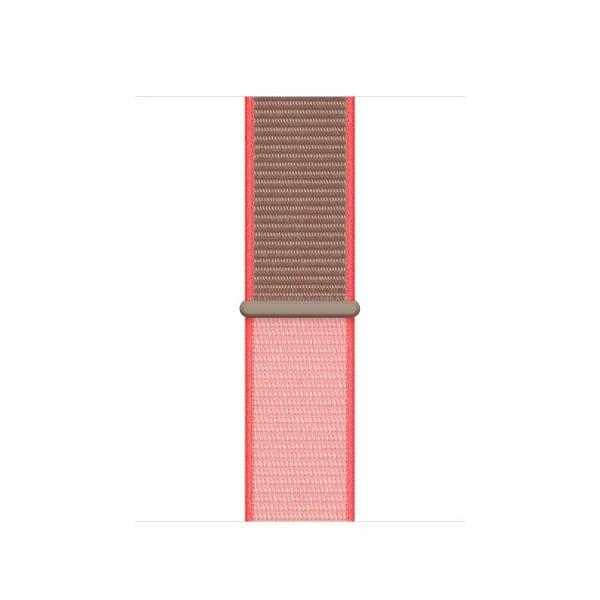 40mm Neon Pink Sport Loop 0
