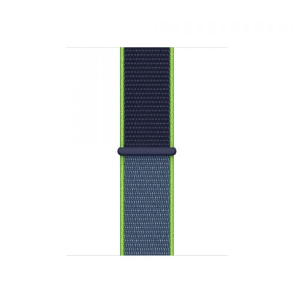 40mm Neon Lime Sport Loop 0