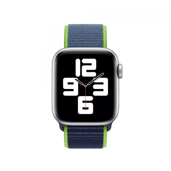 40mm Neon Lime Sport Loop 1