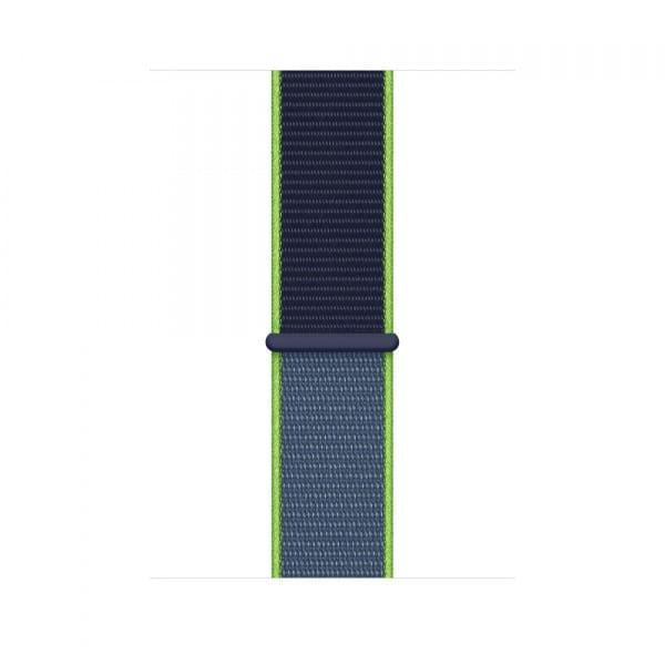 44mm Neon Lime Sport Loop 0