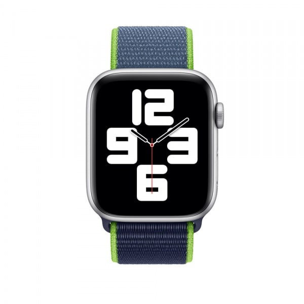 44mm Neon Lime Sport Loop 1