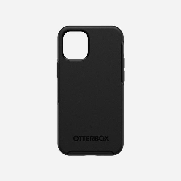 OTTERBOX Symmetry Case for iPhone 12 Mini - Black 0