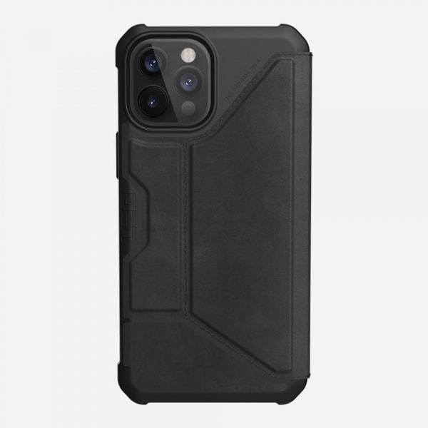UAG Metropolis Case for iPhone 12 Pro Max - Leather Black 5