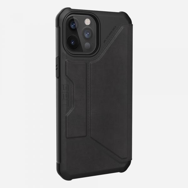 UAG Metropolis Case for iPhone 12 Pro Max - Leather Black 4