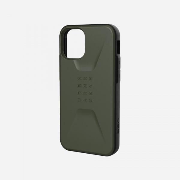 UAG Civilian Case for iPhone 12 Mini - Olive 0