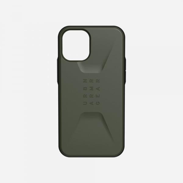 UAG Civilian Case for iPhone 12 Mini - Olive 1