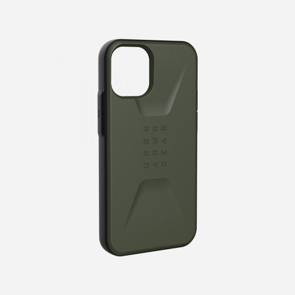 UAG Civilian Case for iPhone 12 Mini - Olive 3