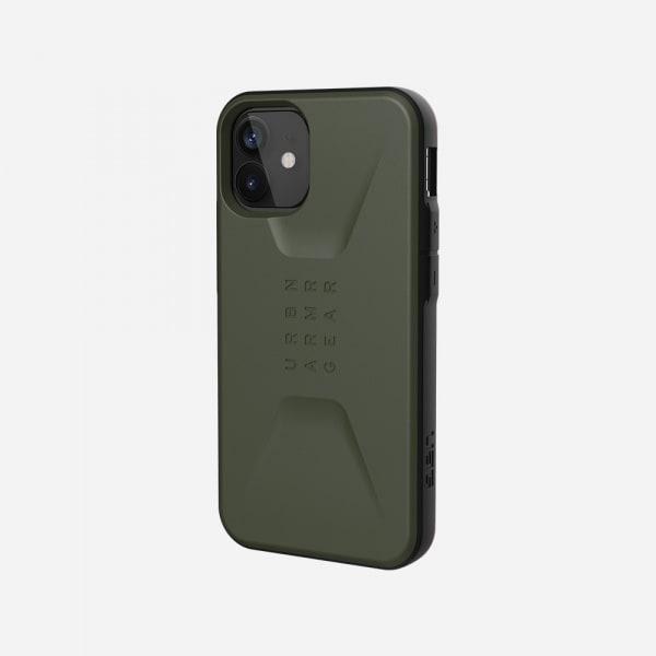 UAG Civilian Case for iPhone 12 Mini - Olive 4