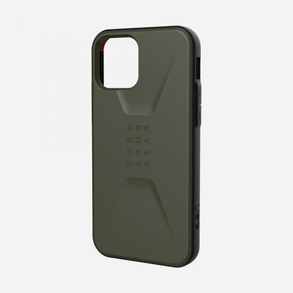 UAG Civilian Case for iPhone 12/12 Pro - Olive 1