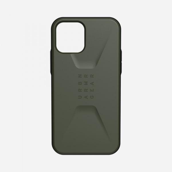 UAG Civilian Case for iPhone 12/12 Pro - Olive 0