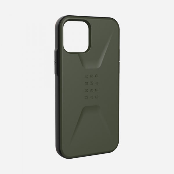 UAG Civilian Case for iPhone 12/12 Pro - Olive 5