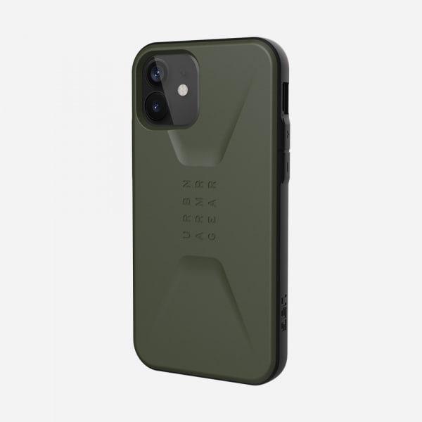 UAG Civilian Case for iPhone 12/12 Pro - Olive 2