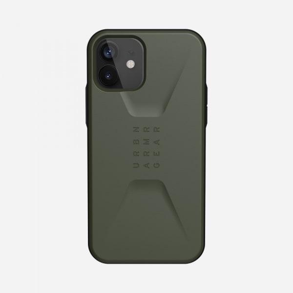 UAG Civilian Case for iPhone 12/12 Pro - Olive 4