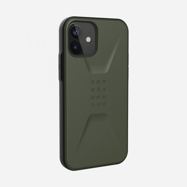 UAG Civilian Case for iPhone 12/12 Pro - Olive 3