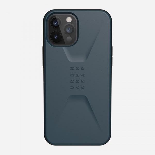 UAG Civilian Case for iPhone 12 Pro Max - Mallard 5