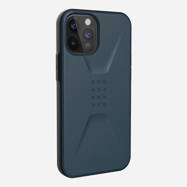 UAG Civilian Case for iPhone 12 Pro Max - Mallard 3