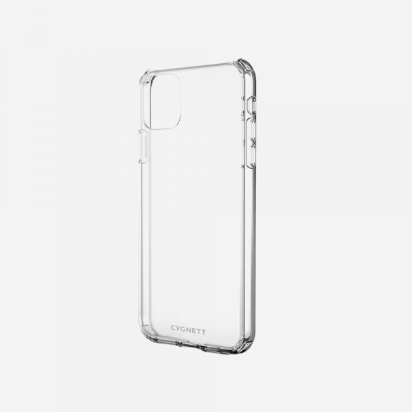 CYGNETT AeroShield Case for iPhone 12 Pro Max - Crystal 0