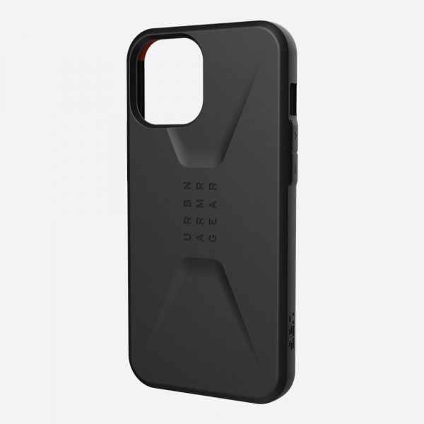 UAG Civilian Case for iPhone 12 Pro Max - Black 0