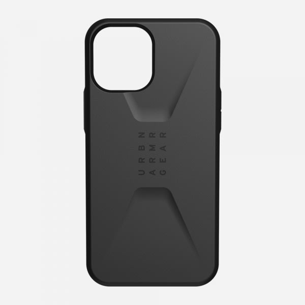 UAG Civilian Case for iPhone 12 Pro Max - Black 1