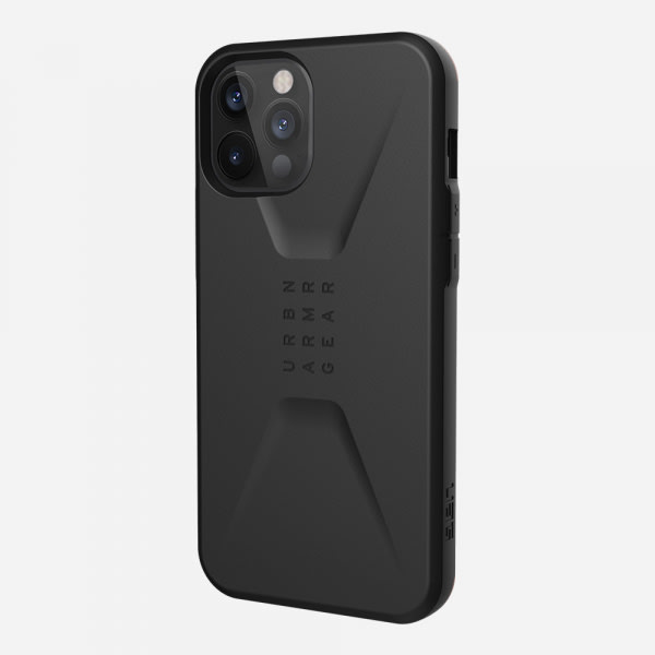 UAG Civilian Case for iPhone 12 Pro Max - Black 5