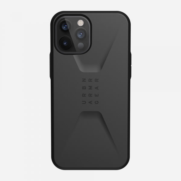 UAG Civilian Case for iPhone 12 Pro Max - Black 4