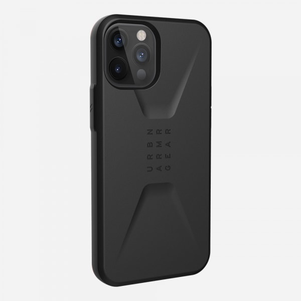 UAG Civilian Case for iPhone 12 Pro Max - Black 6