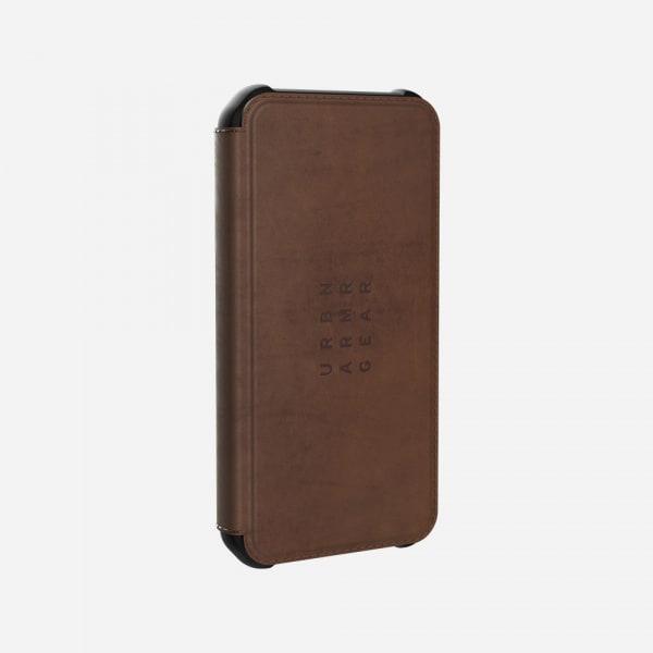 UAG Metropolis Case for iPhone 12 Mini - Leather Brown 0