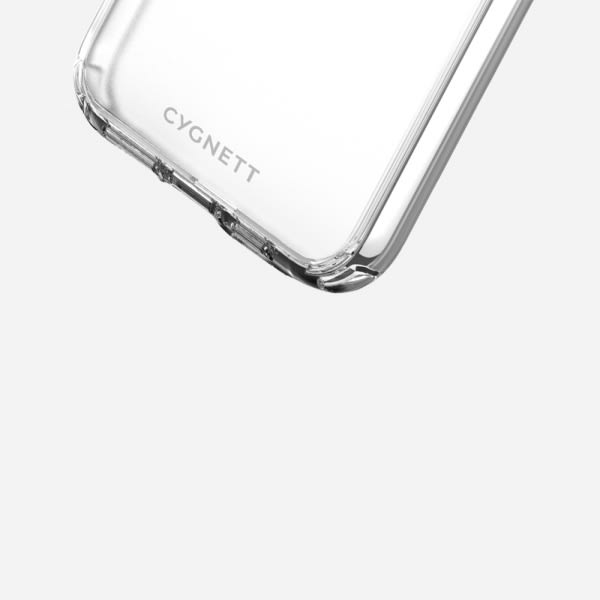 CYGNETT AeroShield Case for iPhone 12/12 Pro - Crystal 0